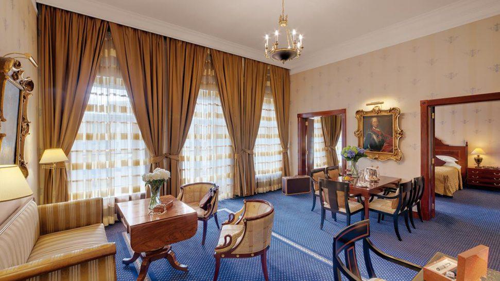 Kempinski Hotel Moika 22 St Petersburg Hermitage Suite