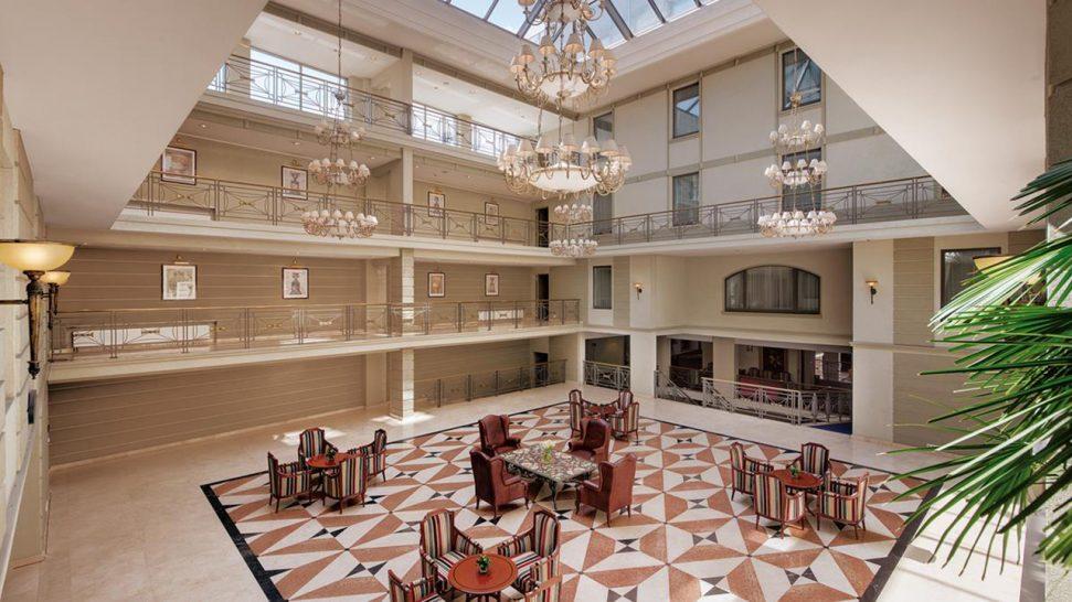 Kempinski Hotel Moika 22 St Petersburg Hotel