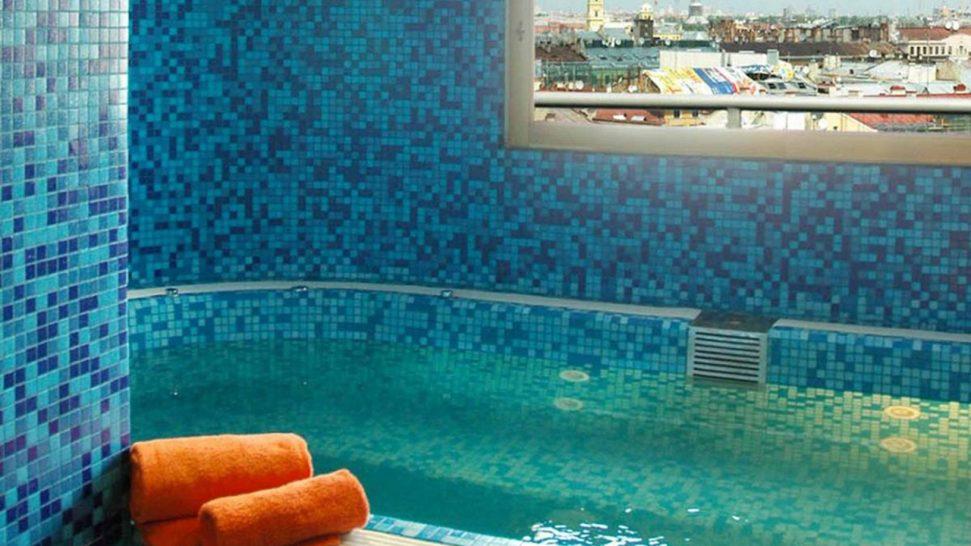 Kempinski Hotel Moika 22 St Petersburg Pool