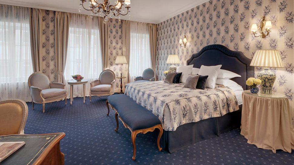 Kempinski Hotel Moika 22 St Petersburg Signature Suite