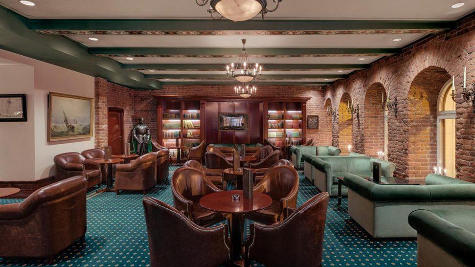 Kempinski Hotel Moika 22 St Petersburg Von Witte Bar
