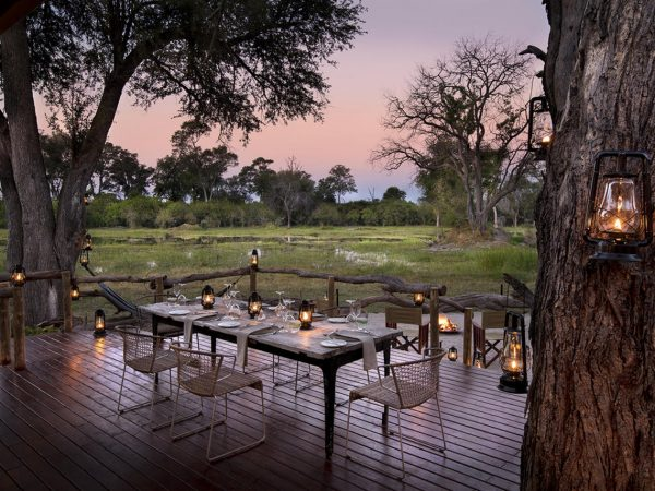 Khwai Tented Camp Bush Lunches