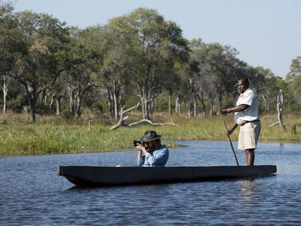 Khwai Tented Camp Mokoro Safaris
