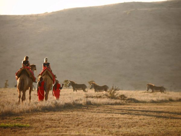 Kifaru House by Elewana Horse & Camel Riding