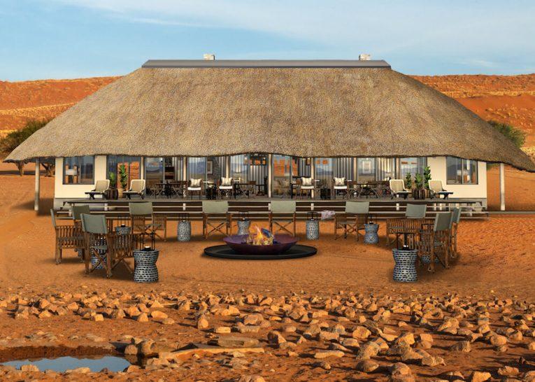 Kwessi Dunes Namibia Main Area
