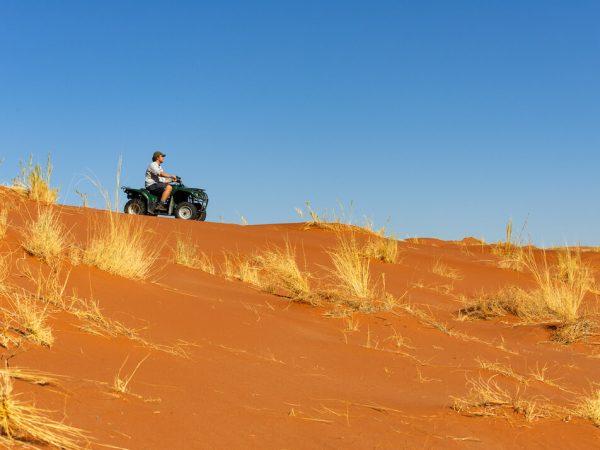 Kwessi Dunes Namibia Quad Biking