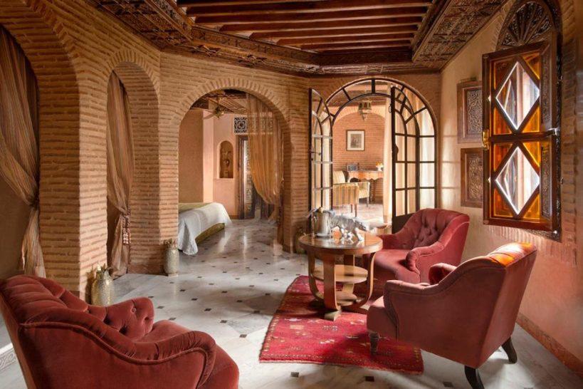 La Sultana Marrakech Deluxe Suite