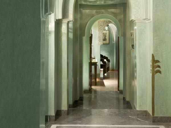 La Sultana Marrakech Lobby Interior