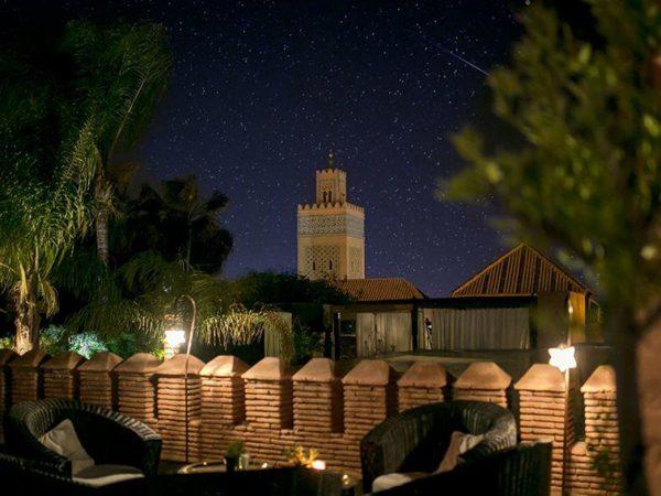 La Sultana Marrakech Night View