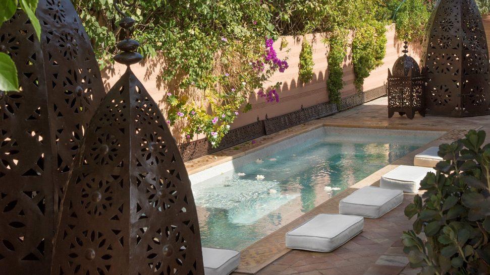 La Sultana Marrakech Outdoor Pool