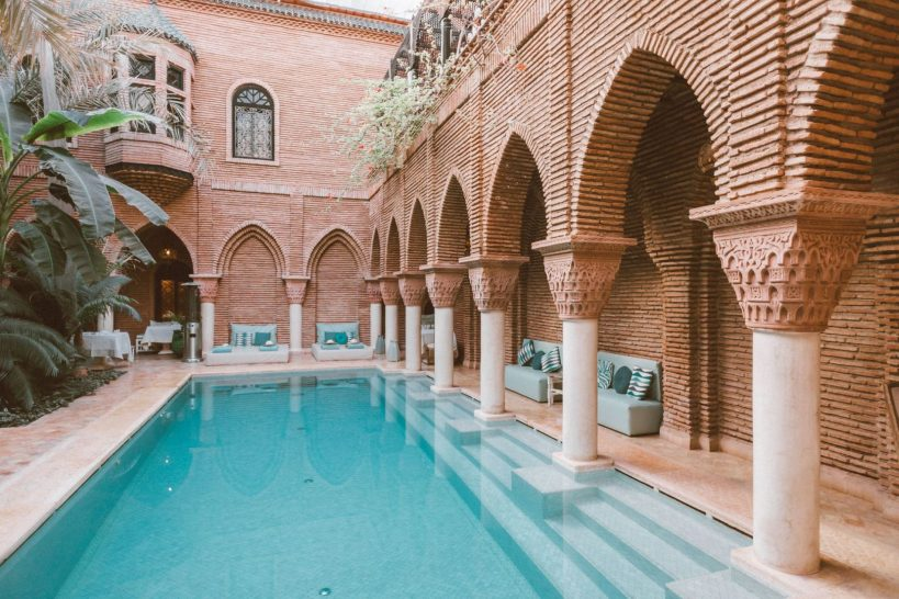 La Sultana Marrakech Pool