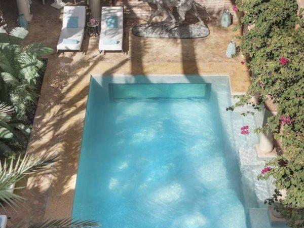 La Sultana Marrakech Pool View