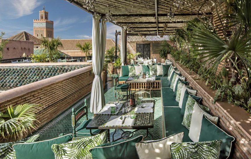La Sultana Marrakech Saveurs du March?
