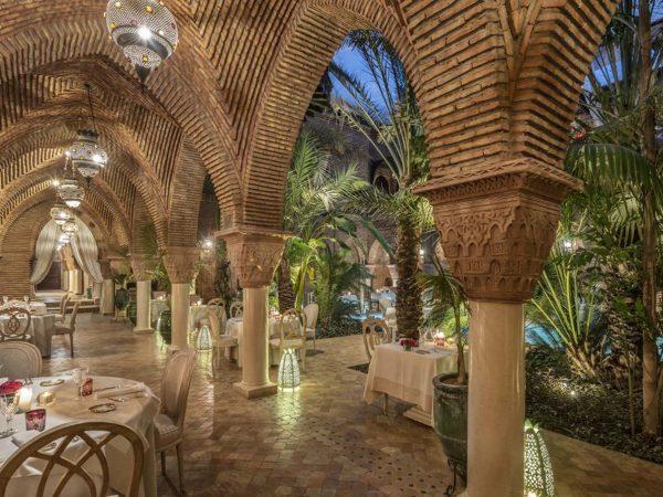 La Sultana Marrakech Street Food Marocain