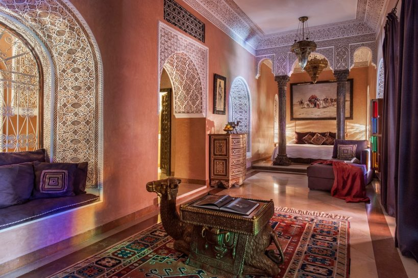 La Sultana Marrakech Suite