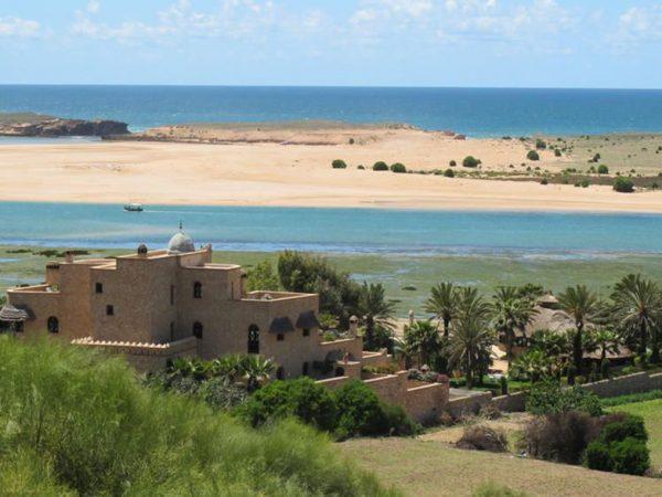 La Sultana Oualidia Hotel Exterior