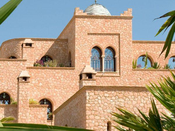 La Sultana Oualidia Hotel View