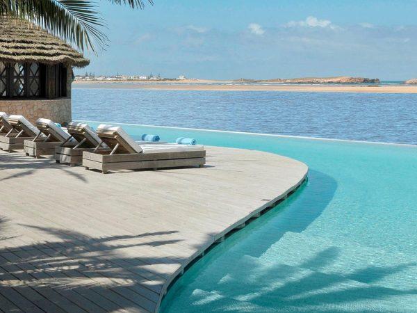 La Sultana Oualidia Pool
