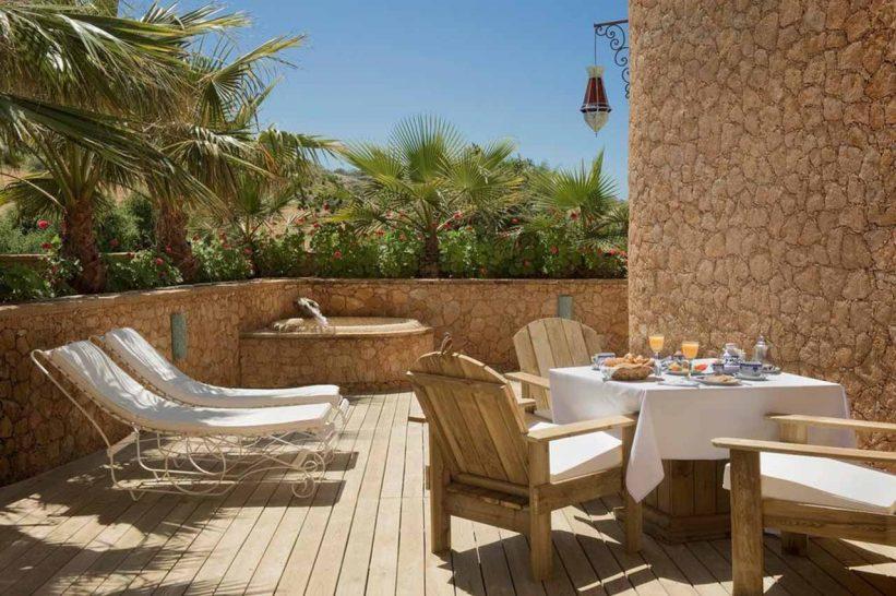 La Sultana Oualidia Terrace