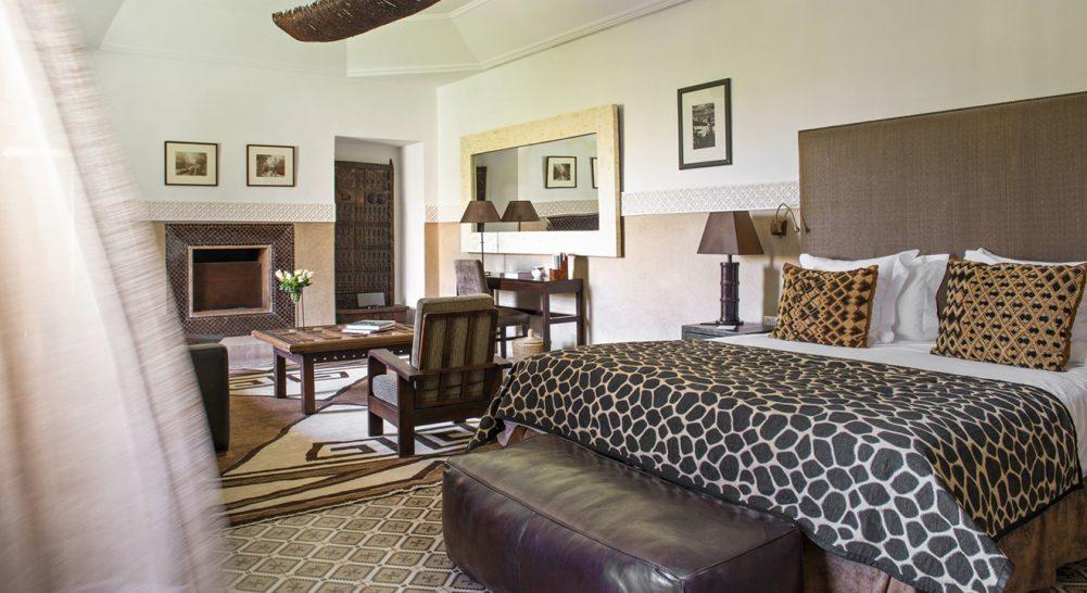La Villa des Orangers, Marrakesh Large suite with private terrace