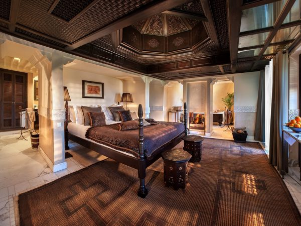 La Villa des Orangers, Marrakesh Master Suite