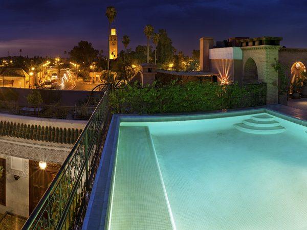 La Villa des Orangers, Marrakesh Pool