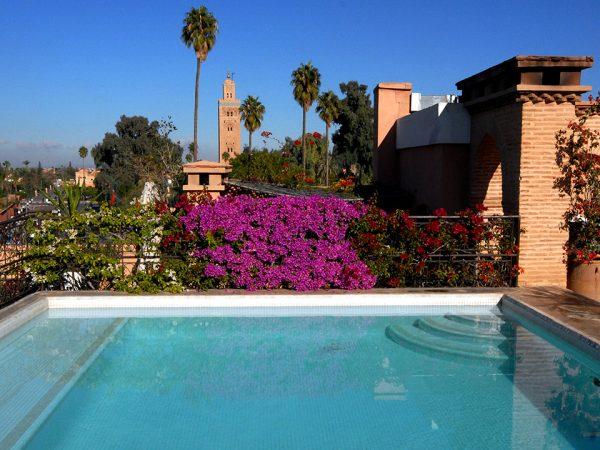 La Villa des Orangers, Marrakesh Pool View