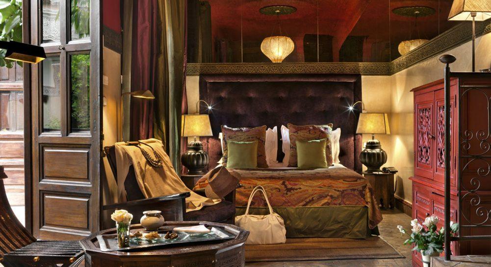 La Villa des Orangers, Marrakesh Room with private terrace