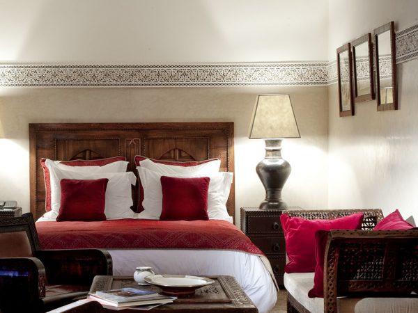 La Villa des Orangers, Marrakesh Suite with private terrace
