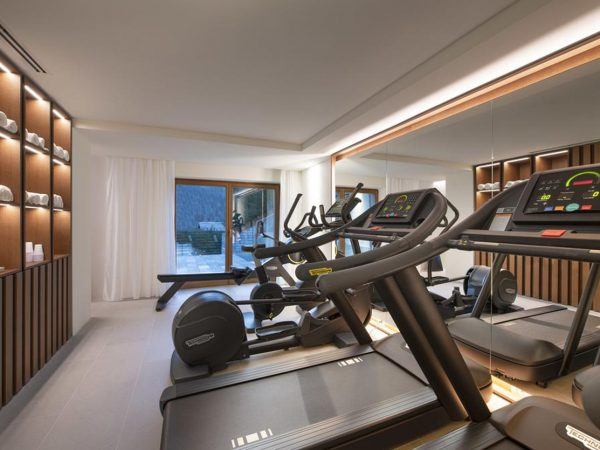 Le Massif Courmayeur Italy Gym