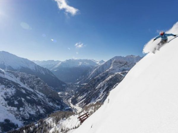 Le Massif Courmayeur Italy Infinite Ways to Be Amazed