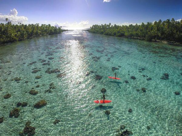 Le Tahaa Island Resort and Spa Activities Water