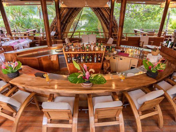 Le Tahaa Island Resort and Spa Bar