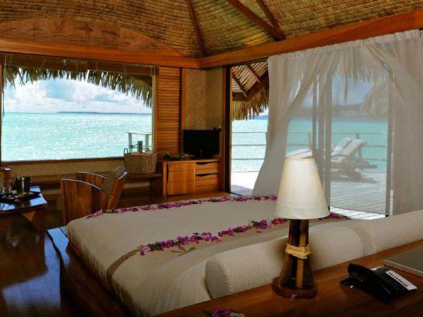 Le Tahaa Island Resort and Spa Bora Bora Overwater Suite