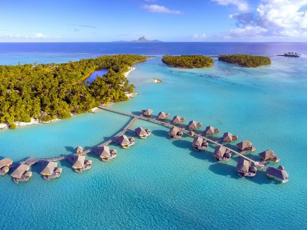 Le Tahaa Island Resort and Spa Exterior View