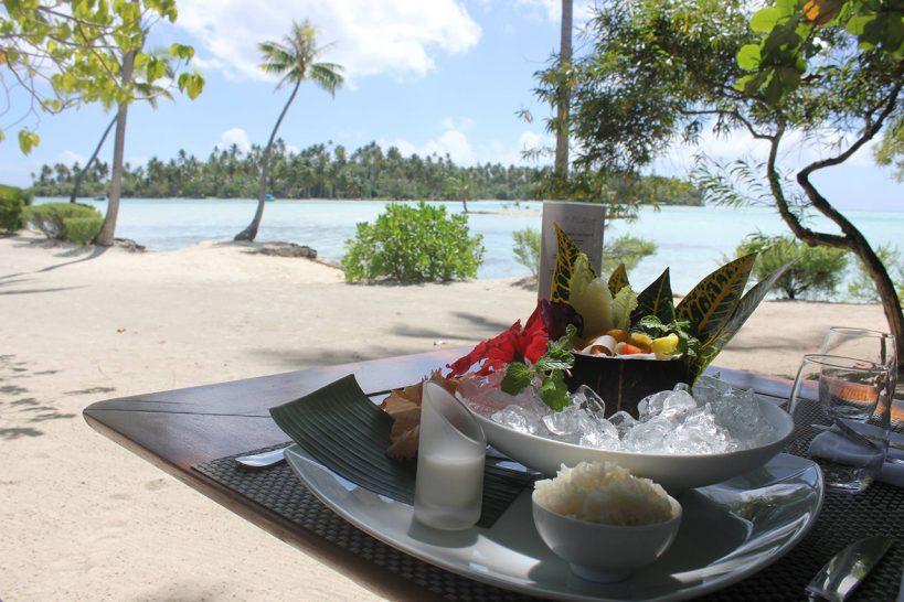 Le Tahaa Island Resort and Spa La Plage