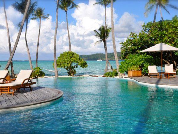 Le Tahaa Island Resort and Spa Pool