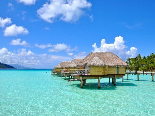 Le Tahaa Island Resort and Spa Sea View
