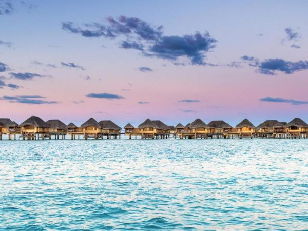 Le Tahaa Island Resort and Spa Taha'a Overwater Suite