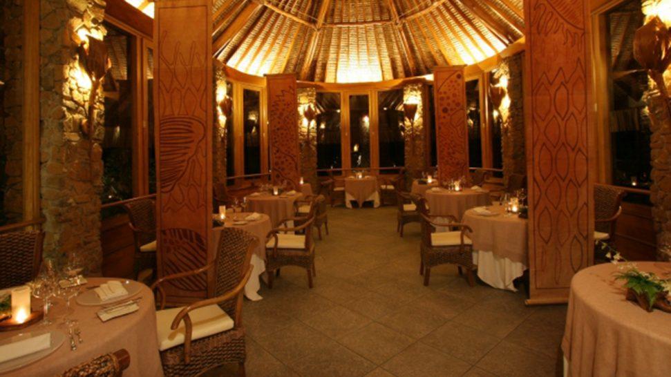 Le Tahaa Island Resort and Spa The Ohiri