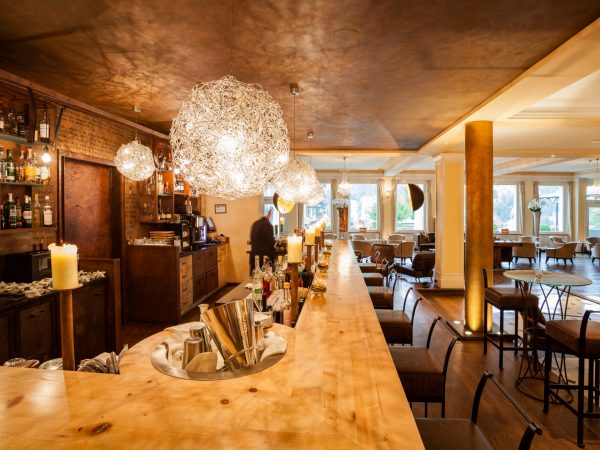 Lenkerhof Gourmet Spa Resort Bar & Lounge