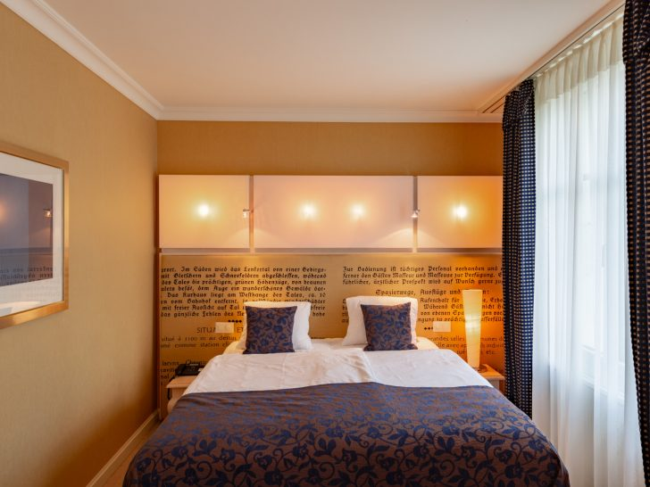 Lenkerhof Gourmet Spa Resort Budget Double Room