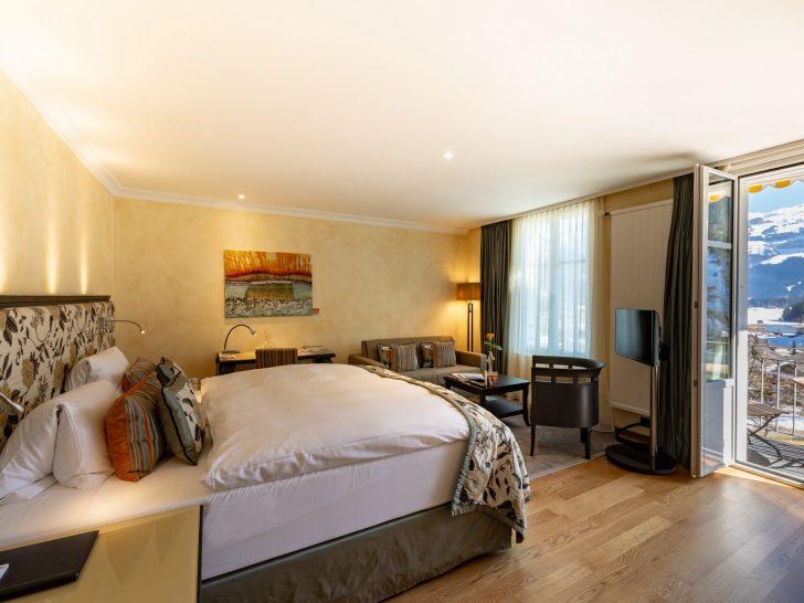 Lenkerhof Gourmet Spa Resort Cosy Plus Double Room