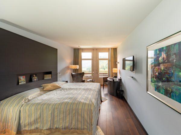 Lenkerhof Gourmet Spa Resort Cosy Single Room