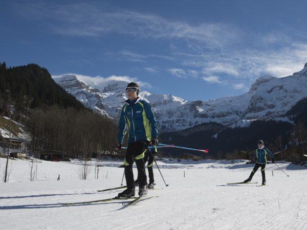 Lenkerhof Gourmet Spa Resort Cross-country skiing
