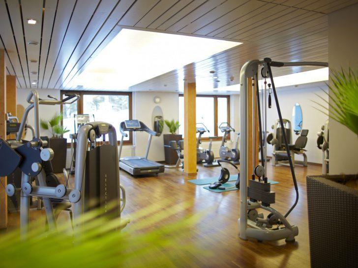Lenkerhof Gourmet Spa Resort Gym