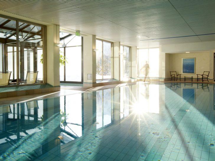 Lenkerhof Gourmet Spa Resort Interior Pool