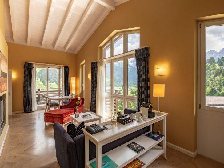 Lenkerhof Gourmet Spa Resort Mediterranean Corner Suite