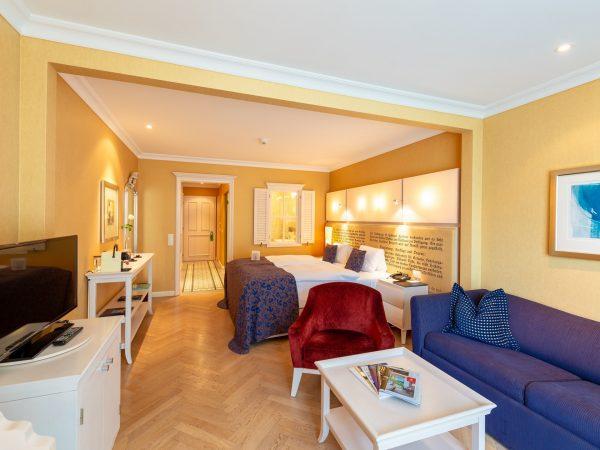Lenkerhof Gourmet Spa Resort Mediterranean Junior Suite