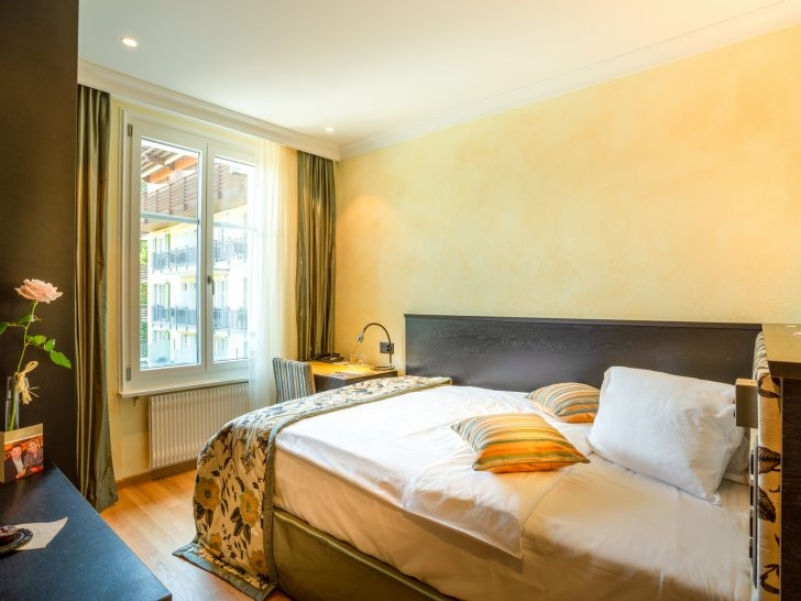 Lenkerhof Gourmet Spa Resort Mini Single Room